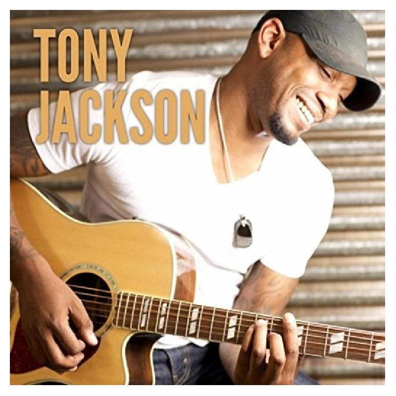 Tony Jackson Single CD
