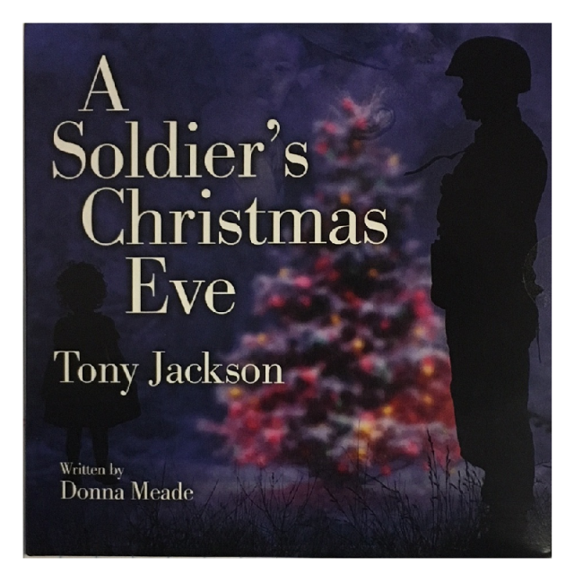 Tony Jackson A Soldier's Christmas Eve Single