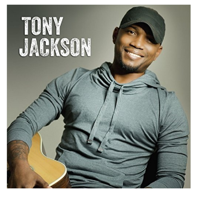 Tony Jackson Self Titled CD