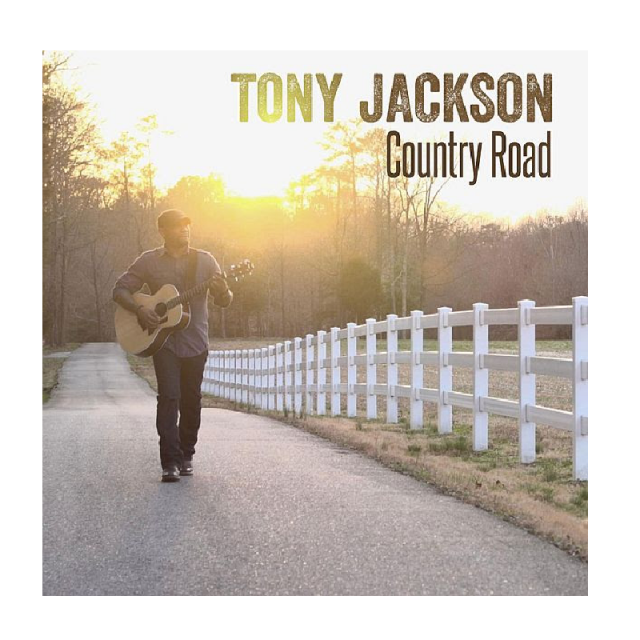 Tony Jackson Country Road Single CD